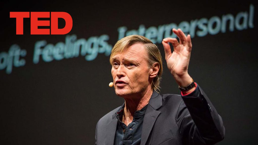 سخنرانیهای تد - هلدینگ ستاپ